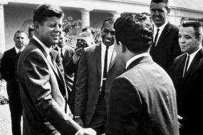 The Kennedy Half Century image