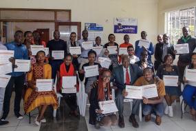 African Scholarship Program image