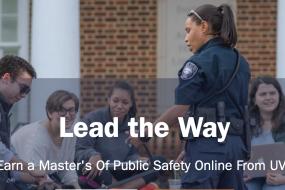 Master's of Public Safety image