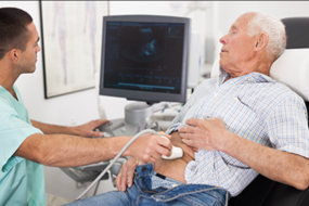 Abdominal Ultrasound image