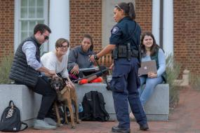 Masters in Public Safety image