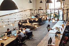 Creating the Innovative Workplace image
